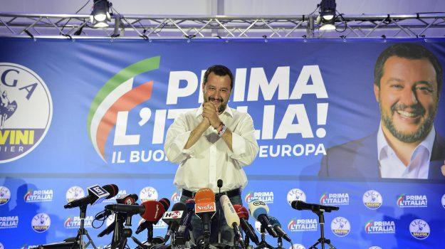 elezioni europee, exit poll, Parlamento europeo, Luigi Di Maio, Matteo Salvini, Nicola Zingaretti, Sicilia, Politica