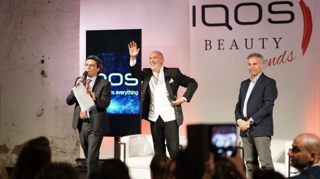 Iqos Beauty Trends, trucco, Catania, Società