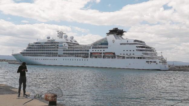 capitaneria di porto, nave, Seabourne Odissey, Siracusa, Cultura