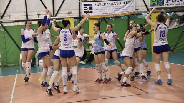 B1, Seap Aragona, volley, Agrigento, Cronaca