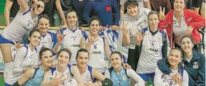 La Seap Pallavolo Aragona ci crede: l'obiettivo è il salto di categoria