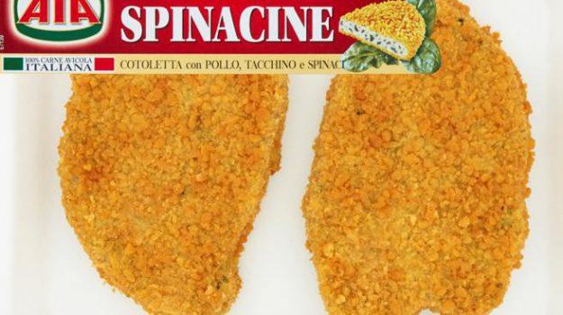 aia, cotolette tacchino, spinacine, Sicilia, Mangiare e bere