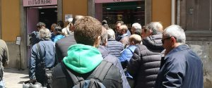 Palermo, sale l'attesa per il match contro il Cittadella: tifosi in fila, seimila i biglietti venduti