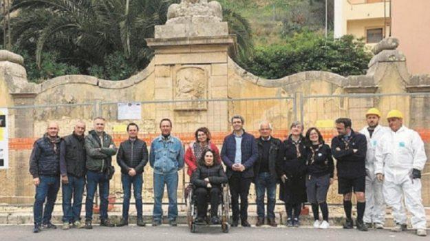 restauro, salemi, Tre Croci, Trapani, Cultura