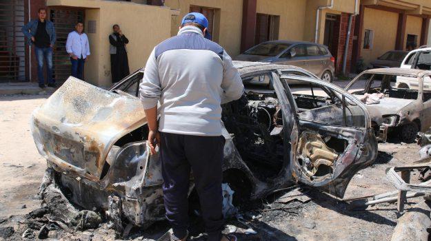libia, scontri, Tripoli, Sicilia, Mondo