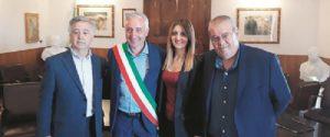 """Racalmuto, si insedia il neo sindaco Maniglia """"Insieme volteremo pagina"""""""