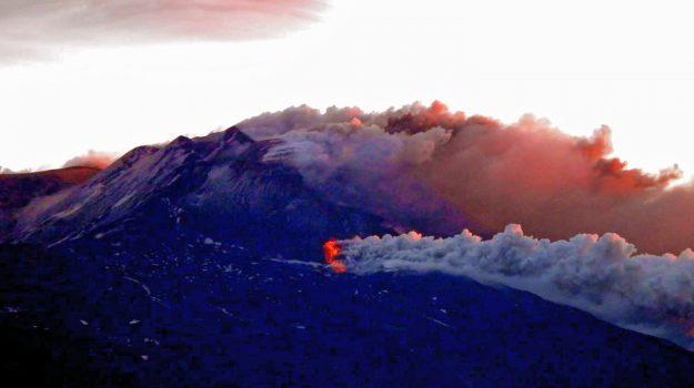 eruzione, etna, Boris Behnke, Catania, Cronaca