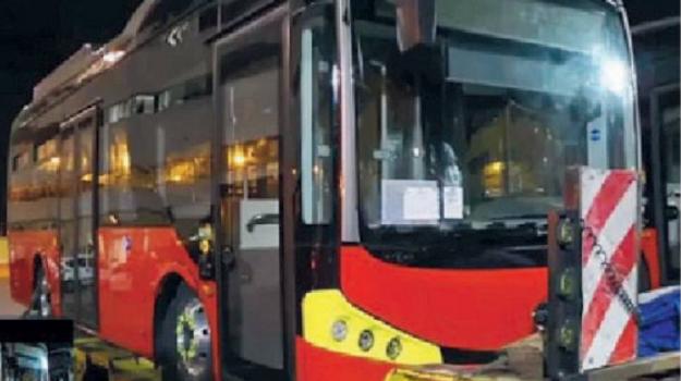 autobus elettrici Messina, Messina, Cronaca
