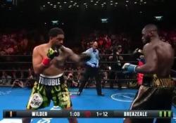 Boxe, Wilder mette ko l'avversario in 2 minuti L'hanno definito il migliore ko dell'anno - Dalla Rete