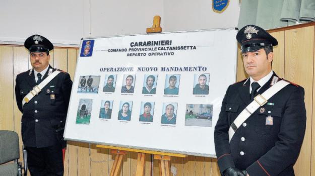 estorsioni caltanissetta, mafia caltanissetta, Caltanissetta, Cronaca