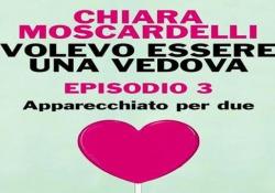 Chiara Moscardelli, due tovagliette... per uno L'autrice presenta il suo nuovo romanzo, «Volevo essere una vedova» (Einaudi Stile libero)/3 - Corriere Tv