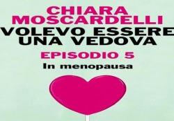 Chiara Moscardelli e la menopausa (secondo i colleghi) L'autrice presenta il suo nuovo romanzo, «Volevo essere una vedova» (Einaudi Stile libero)/5 - Corriere Tv