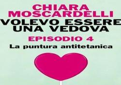 Chiara Moscardelli: «Quella volta dell'antitetanica...»  L'autrice presenta il suo nuovo romanzo, «Volevo essere una vedova» (Einaudi Stile libero)/4 - Corriere Tv