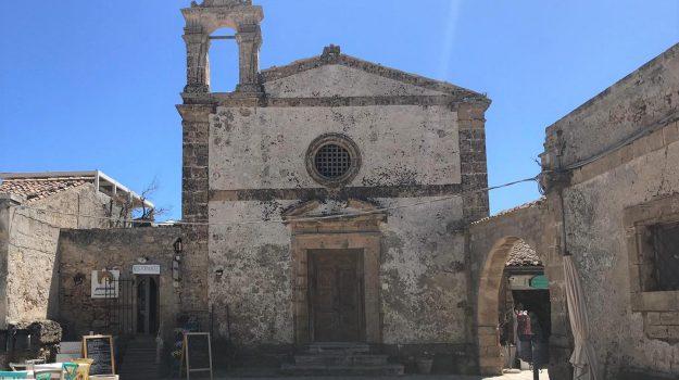 Chiesa di San Francesco, Marzamemi, museo del mare, sebastiano tusa, Siracusa, Cultura