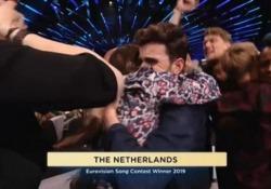 Eurovision song 2019: vince l'Olanda ma Mahmood è secondo Il trionfo di Duncan Laurence con il brano
