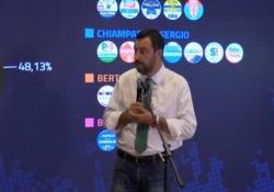 Fca-Renault, Salvini: «Se richiesta, presenza istituzionale italiana doverosa» Il ministro dell'Interno su un'eventuale quota italiana dopo l'annunciata partecipazione francese nel gruppo automobilistico - LaPresse