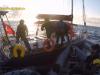 Canale di Sicilia, nave con droga per 50 milioni: 3 arresti, 5 tonnellate di hashish sequestrate