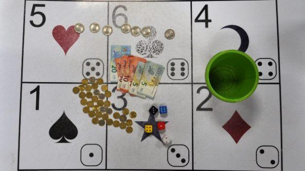 gioco d'azzardo, lentini, questura, Siracusa, Cronaca