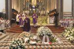 """Incidente a Messina, il vescovo ai funerali di Margherita: """"In cielo la sua rivoluzione d'amore"""""""