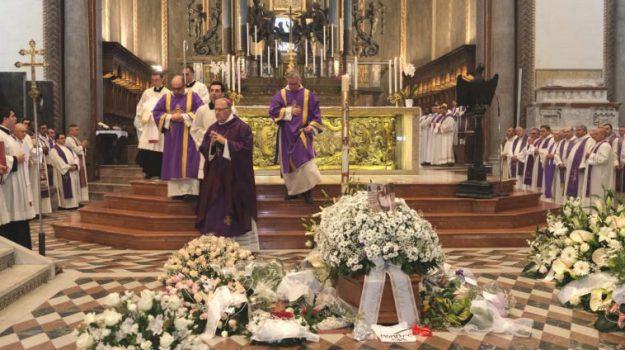 funerali duomo, incidente messina, Messina, Cronaca