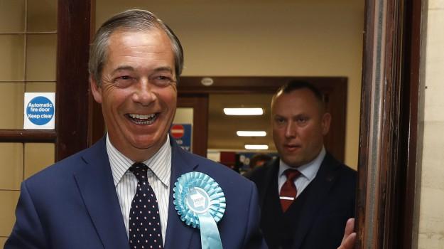 elezioni europee, exit poll, Parlamento europeo, Nigel Farage, Sicilia, Mondo
