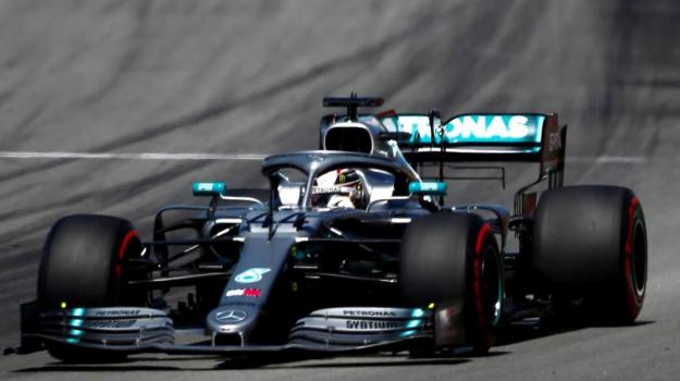 Gp Spagna, Mercedes, Charles Leclerc, Lewis Hamilton, Sebastian Vettel, Sicilia, Sport