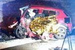 Incidente a Taormina, si schianta con l'auto contro un muro della A18: muore un ragusano