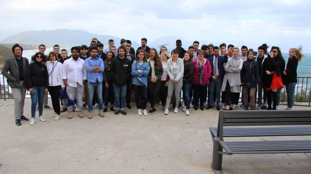 Balestrate, Internship camp, Piero Tuzzo, Palermo, Economia