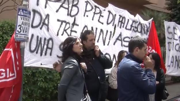 Ipab Trapani, sindacato, Trapani, Economia