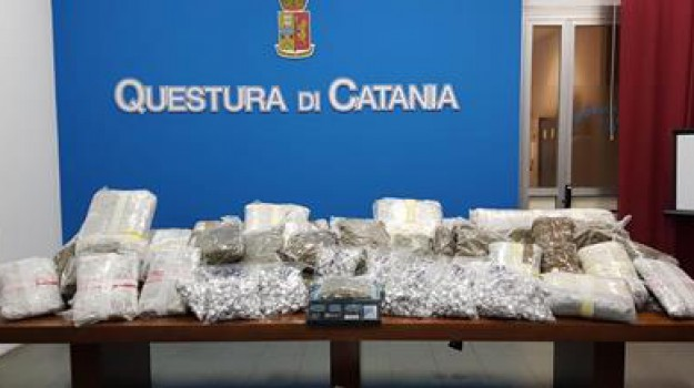 droga, Carmelo Matà, Vincenzo Matà, Catania, Cronaca