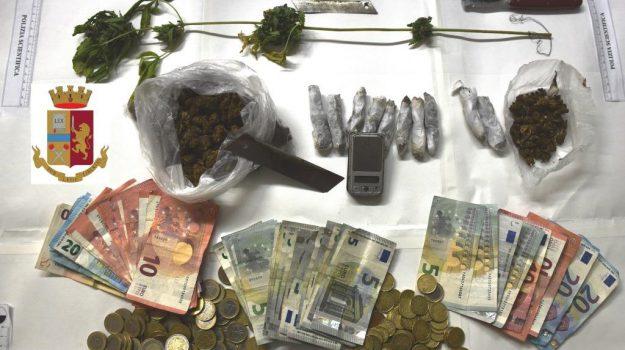 droga, marijuana, Niscemi, Caltanissetta, Cronaca