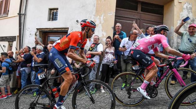 giro d'italia, Sicilia, Sport