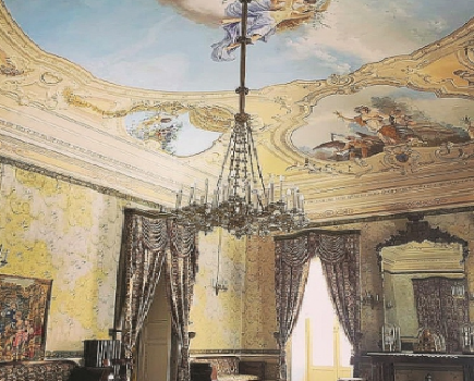 palazzi nobiliari ragusa, palazzo arezzo ragusa, Ragusa, Cultura