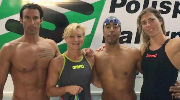 nuoto, Polisportiva Mimmo Ferrito, record europeo, Palermo, Sport