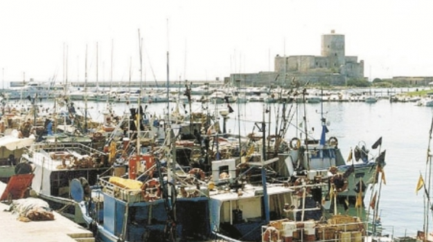 concessione demaniale marittima, Porto Peschereccio di Trapani, Pasqualino Monti, Trapani, Cronaca