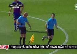 Portogallo, l'arbitro
