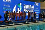 Pallanuoto, l'Ortigia Siracusa saluta la Final Six ma centra la qualificazione alle coppe europee