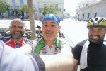 Dalla Sicilia alla Puglia in bici: il viaggio su due ruote di tre modicani