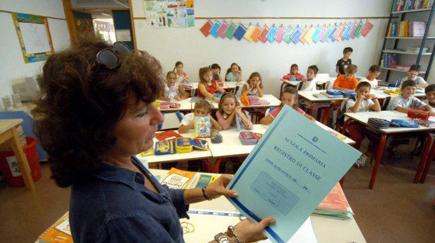Nota registro elementari, scuola, Sicilia, Politica