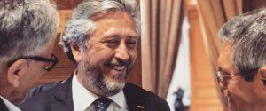Roberto Gambino (M5s) dopo l'elezione a sindaco di Caltanissetta
