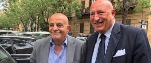 """Iscrizione, Lucchesi: """"Palermo truffato"""". Tuttolomondo a Roma a caccia di una fideiussione"""