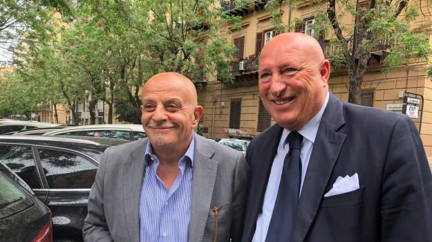 fideiussione, iscrizione Palermo, serie b, truffa, Fabrizio Lucchesi, Palermo, Calcio