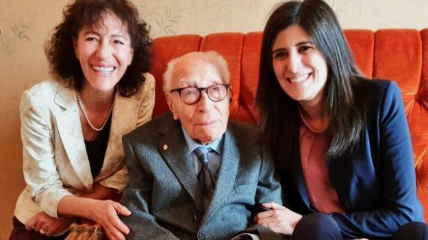 uomo più anziano d'italia, Vittoria, Salvatore Cavallo, Ragusa, Cronaca