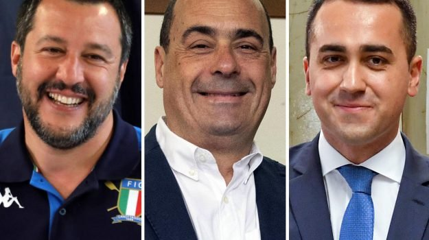 governo, Lega, m5s, partito democratico, Sicilia, Politica