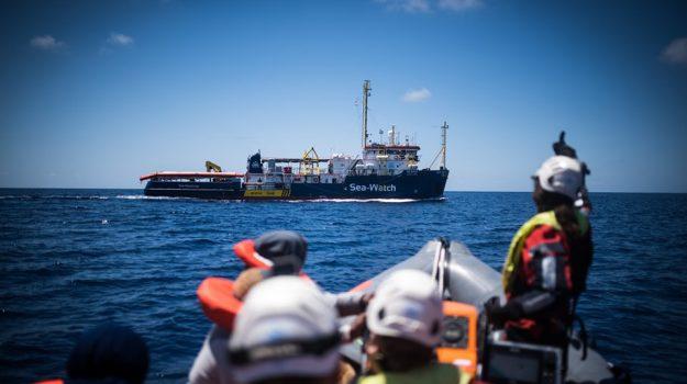 libia, migranti, Sea Watch, Sicilia, Cronaca