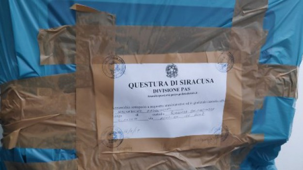 bar, sequestro, slot machine, Siracusa, Cronaca