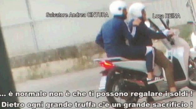falsi incidenti, spaccaossa, Antonino Buscemi, Luca Reina, Salvatore Andrea Cintura, Palermo, Cronaca