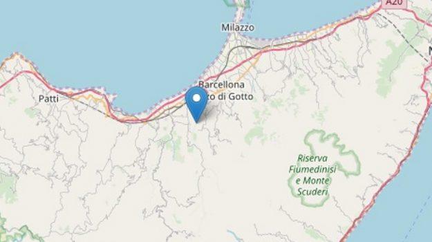 Ingv, terremoto, Messina, Cronaca
