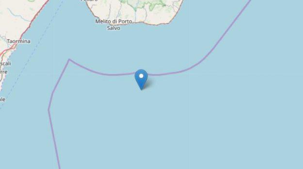 mar ionio, Sicilia, terremoto, Sicilia, Cronaca