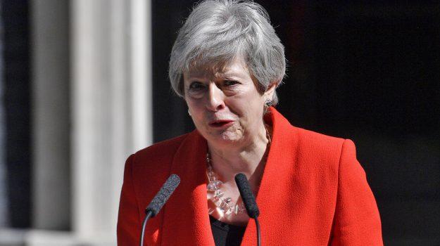 brexit, DIMISSIONI, Gran Bretagna, Theresa May, Sicilia, Mondo